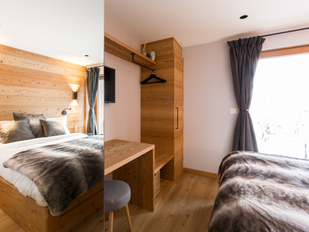 Una Lodge double room